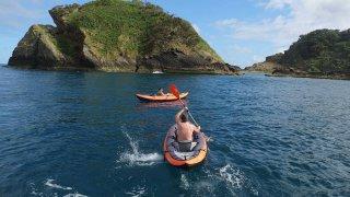 kayak ponta delgada - voyage açores - terra lusitania