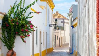 algarve faro ruelles - voyage portugal açores et madère - terra lusitania