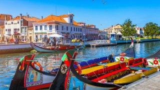 aveiro bateau - voyage portugal açores et madère - terra lusitania