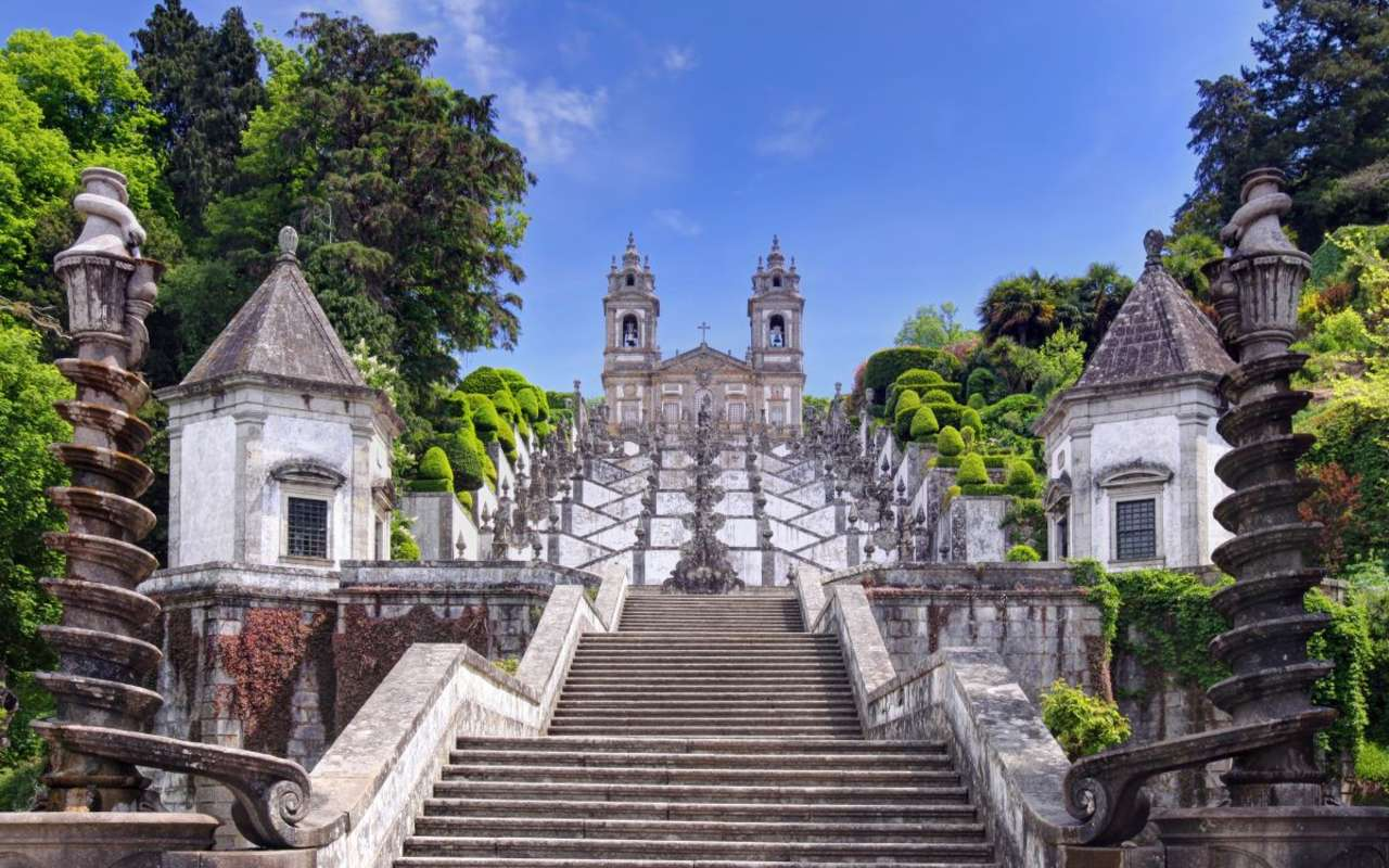 Sites Unesco du Portugal - voyage portugal açores et madère - terra lusitania