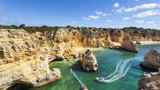 De Lisbonne à l'Algarve avec ma tribu