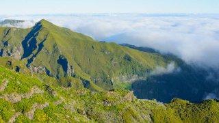 Trek sur les plus hauts sommets de l´île de Madère