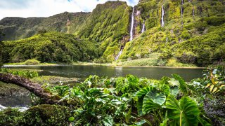 La Transaçorienne – Circuit aux Açores