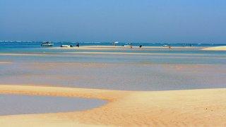 plages algarve ria formosa - voyage portugal açores et madère - terra lusitania
