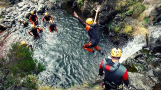 canyoning - voyage portugal terra lusitania
