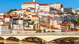 coimbra pont - voyage portugal açores et madère - terra lusitania