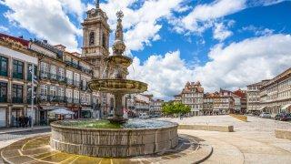 guimaraes - voyage portugal açores et madère - terra lusitania