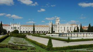 jeronimo monastere belem - voyage portugal açores et madère - terra lusitania