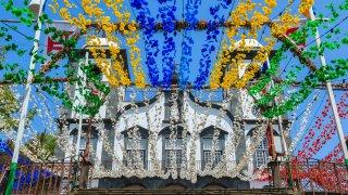 Festivités à Madère