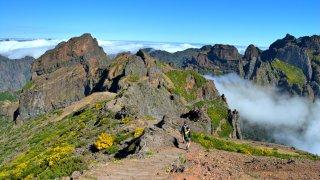 Pico do Arieiro - voyage portugal açores et madère - terra lusitania