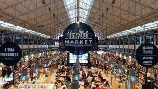 mercado da ribeira lisbonne - voyage portugal açores et madère - terra lusitania