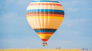 montgolfiere alentejo - voyage portugal açores et madère - terra lusitania