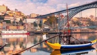 porto pont - voyage portugal açores et madère - terra lusitania