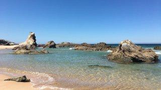 plage de la Costa Vicentina