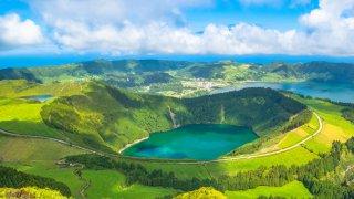 sao miguel lac sete cidades - voyage açores