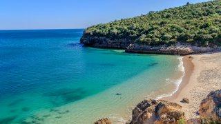 serra abida plage - voyage portugal - terra lusitania