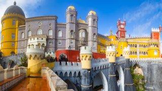 sintra chateau - voyage portugal açores et madère - terra lusitania