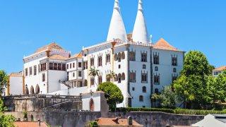 sintra palacio national - voyage portugal açores et madère - terra lusitania