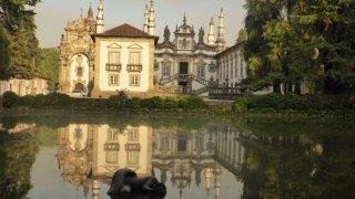 vila real casa mateus - voyage portugal açores et madère - terra lusitania