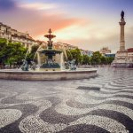 rossio square, Lisbonne - voyage portugal - terra lusitania
